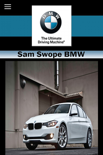 Sam Swope BMW