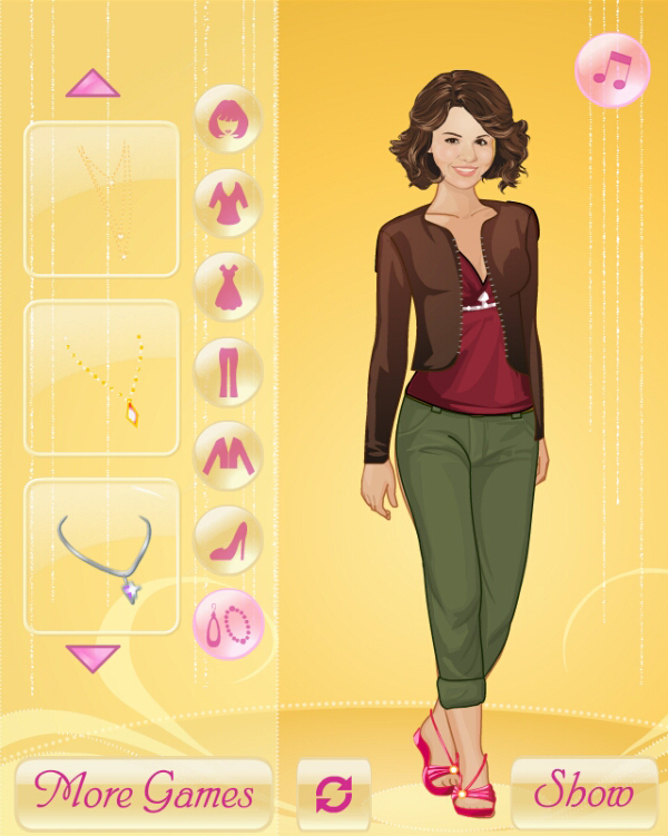Top Model Dress Up Android Apps On Google Play
