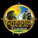 Formas Mágicas Ruta 3D icon