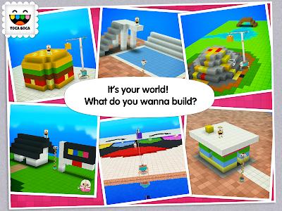 Toca Builders v1.0.6