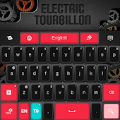 Electric Tourbillon Keyboard