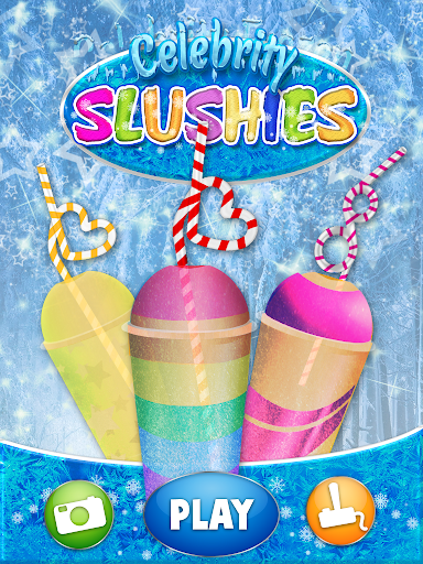 Slushy Maker Celebrity FREE  screenshots 8