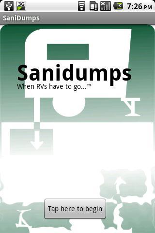 Sanidumps RV Dump Station- screenshot