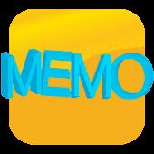 Beyond Memo(Note)