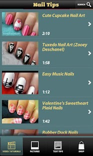 Nail Tips PRO - screenshot thumbnail