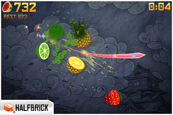Fruit Ninja Screenshot 27