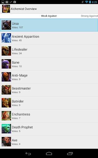 【免費娛樂App】HeroeSelect DOTA2 PRO-APP點子