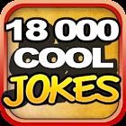 18,000 COOL JOKES icon