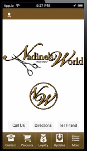 【免費商業App】Nadine's World-APP點子