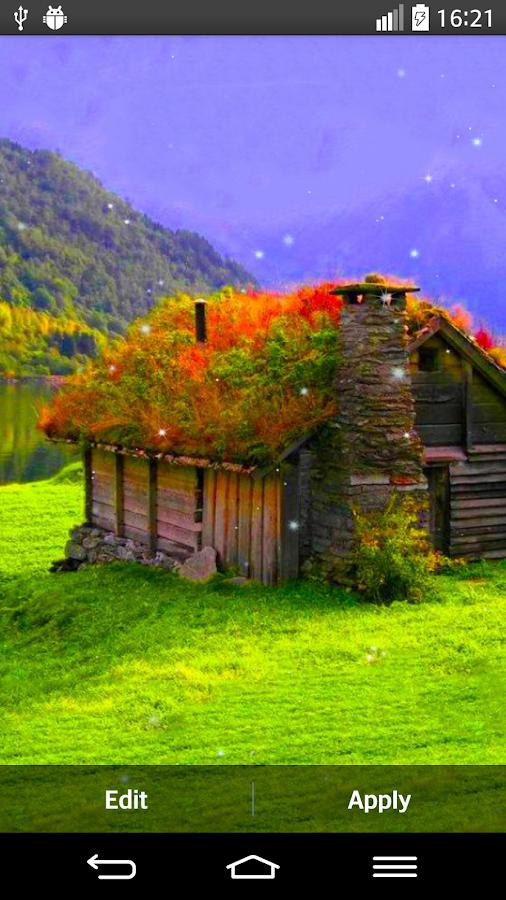 Green Nature Live Wallpaper  screenshot. Green Nature Live Wallpaper   Android Apps on Google Play