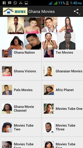 Ghallywood Ghana Movies