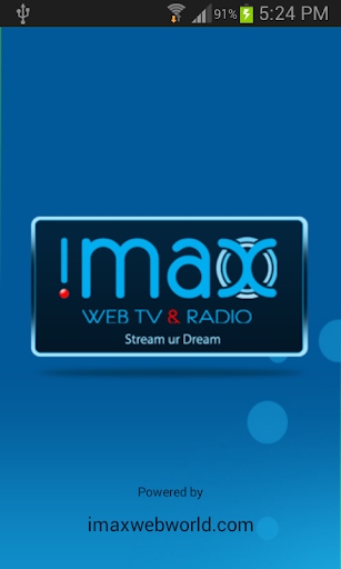 Imax Web TV Radio