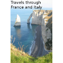 Travels through France and It logo