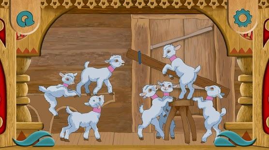 Скачать волк и семеро козлят