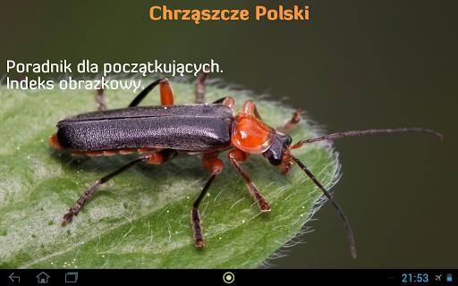 【免費書籍App】Chrząszcze-APP點子