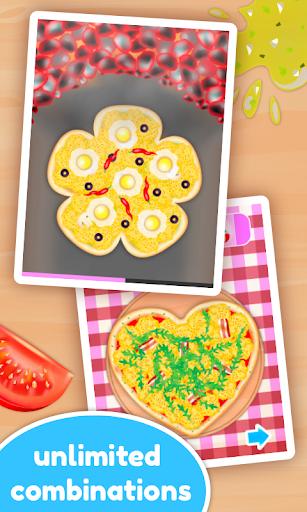 Pizza Maker Kids -Cooking Game  screenshots 3
