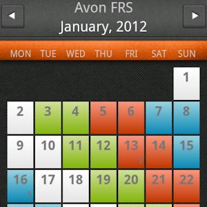 fire shift calendar
