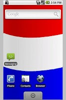 Screenshot of Nederland Vlag, Holland Flag