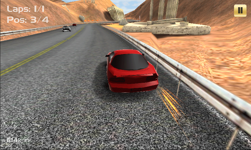 Speed Blade - Racing Game - screenshot