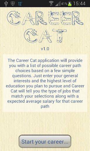 Career Cat