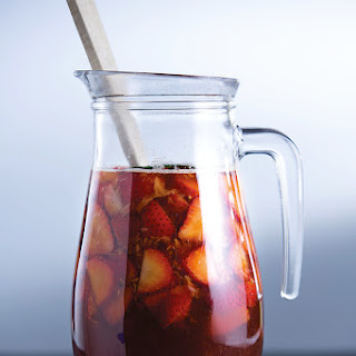 Strawberry Pimm's Cup