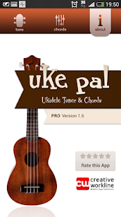 uke pal - Ukulele Tuner&Chords - screenshot thumbnail