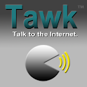 Tawk – Talk to the Internet logo
