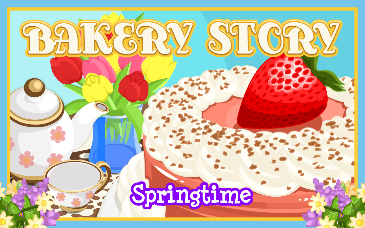 Bakery Story: Springtime - screenshot