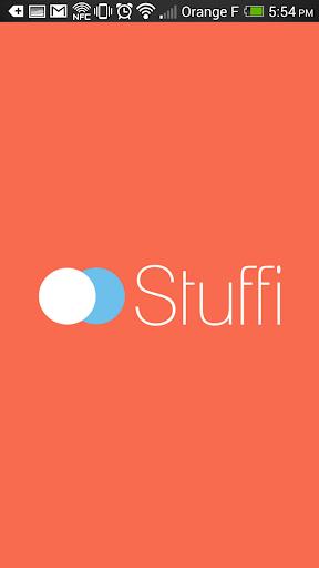 Stuffi - Objets connectés