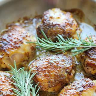Golden Honey Mustard Chicken Recipes.