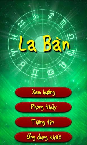 La Bàn Phong Thủy