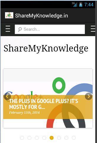 ShareMyKnowledge.in