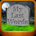 My Last Words icon