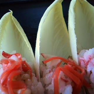 Almost Radish Sushi.