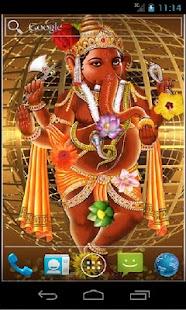玩免費生活APP|下載Ganesha HD Live Wallpaper app不用錢|硬是要APP