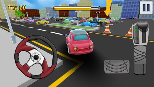 Crazy Parking 3D
