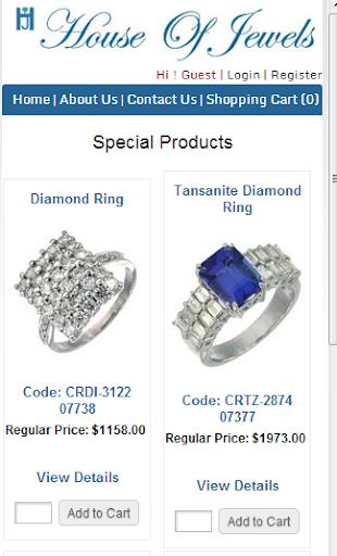 House Of Jewel Diamond Jewelry