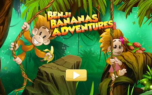 Benji Bananas Adventures- screenshot thumbnail