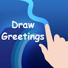Draw Greetings icon