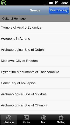 World Heritage in Greece