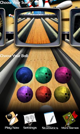 cofe triche3D Bowling  1