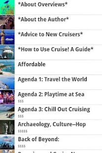 Cruise! Hands-on Guide - screenshot thumbnail