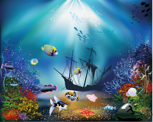 Hidden Object Underwater World Apk Download Free for PC, smart TV