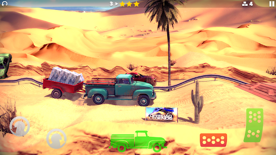 Offroad Legends 2 - Hill Climb Screenshot