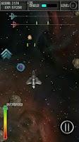 Screenshot of Asteroid Race