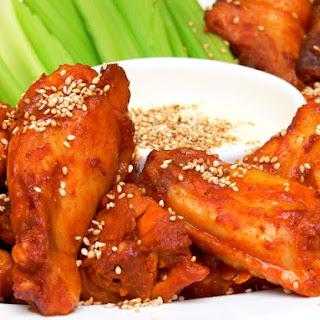 Chuncheon Chicken Wings.
