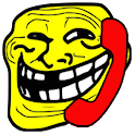 Fake Incoming Call logo