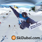 Skiing and Activities in Dubai