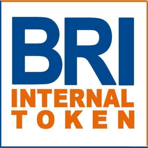 BRI Internal Token LOGO-APP點子