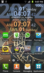 World clock live duo apps on google play screenshot image gumiabroncs Choice Image